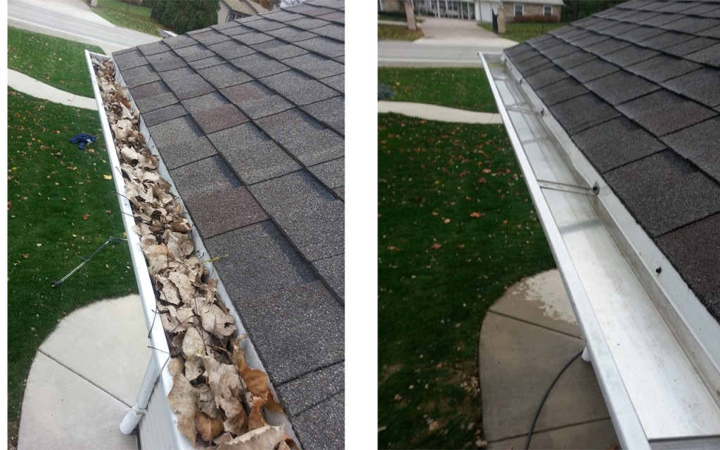 Gutter Cleaning - AAA Professional Pressure Washing ...